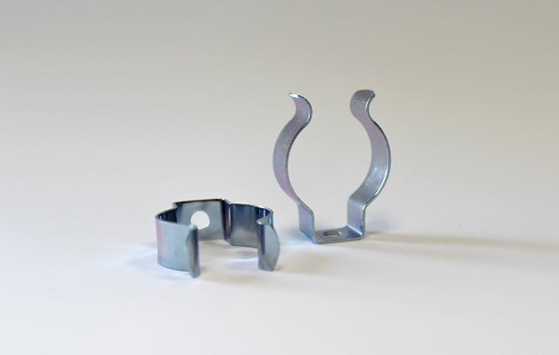 Federstahlklammer Durchmesser 22,6 mm - Metzger-Technik-Shop