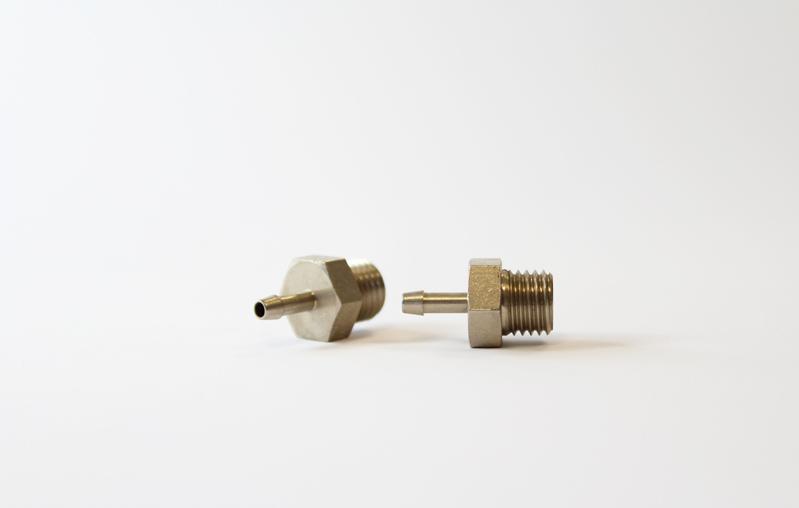Screw In Spout Diameter 2 5 Mm M8x1 Metzger Technik Shop