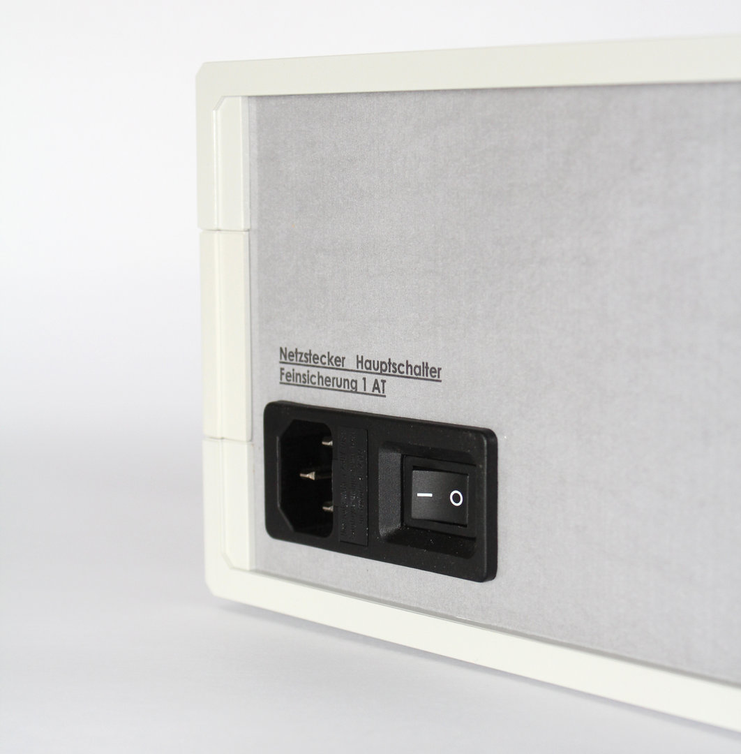 Dosierpumpe 0,1 - 1,7 ml/min - Metzger-Technik-Shop
