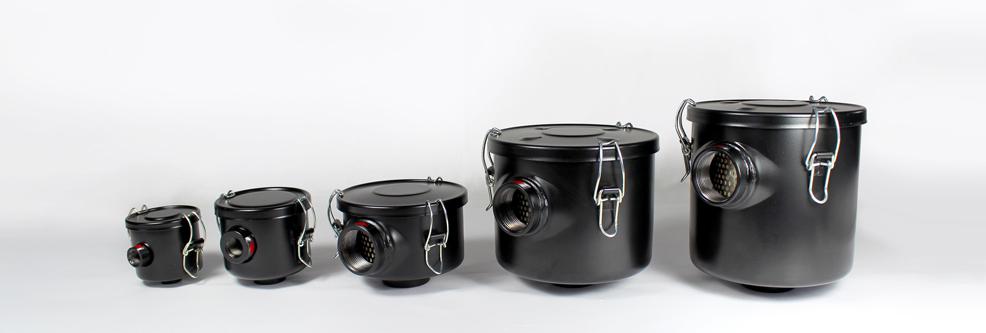 Filter und Filtergehäuse - Metzger-Technik-Shop